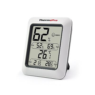ThermoPro 디지털 온도 습도계 TP50